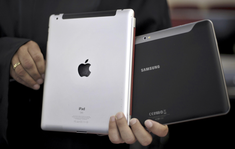 El controvertido uso de tabletas y smartphones por los abogados en las vistas judiciales.