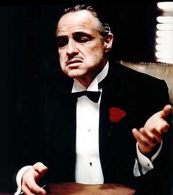 Batalla legal por los derechos de autor de la familia Corleone.