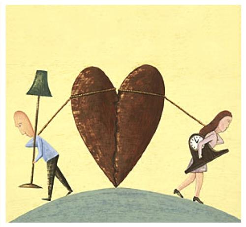 Medidas en procesos matrimoniales y de menores.