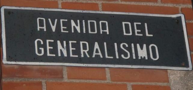 ¿Qué interrogantes legales plantea cambiar el nombre de una calle?