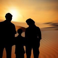 Custodia compartida de menores en caso de divorcio, separación o situaciones análogas