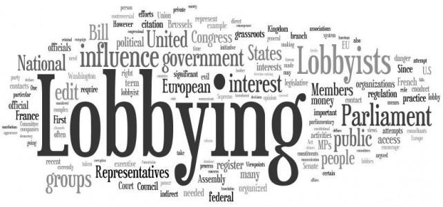 España, tercer peor país de Europa en materia de legislación sobre lobbies