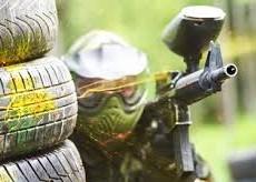 El Supremo analiza las pistolas de 'paintball': ¿juguete o arma?