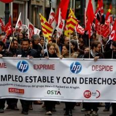 Daños morales por cambiar de puesto a los trabajadores durante una huelga